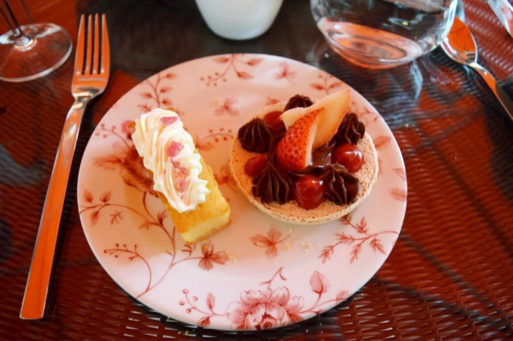 Cakes at St Ermins Afternoon Tea Review London