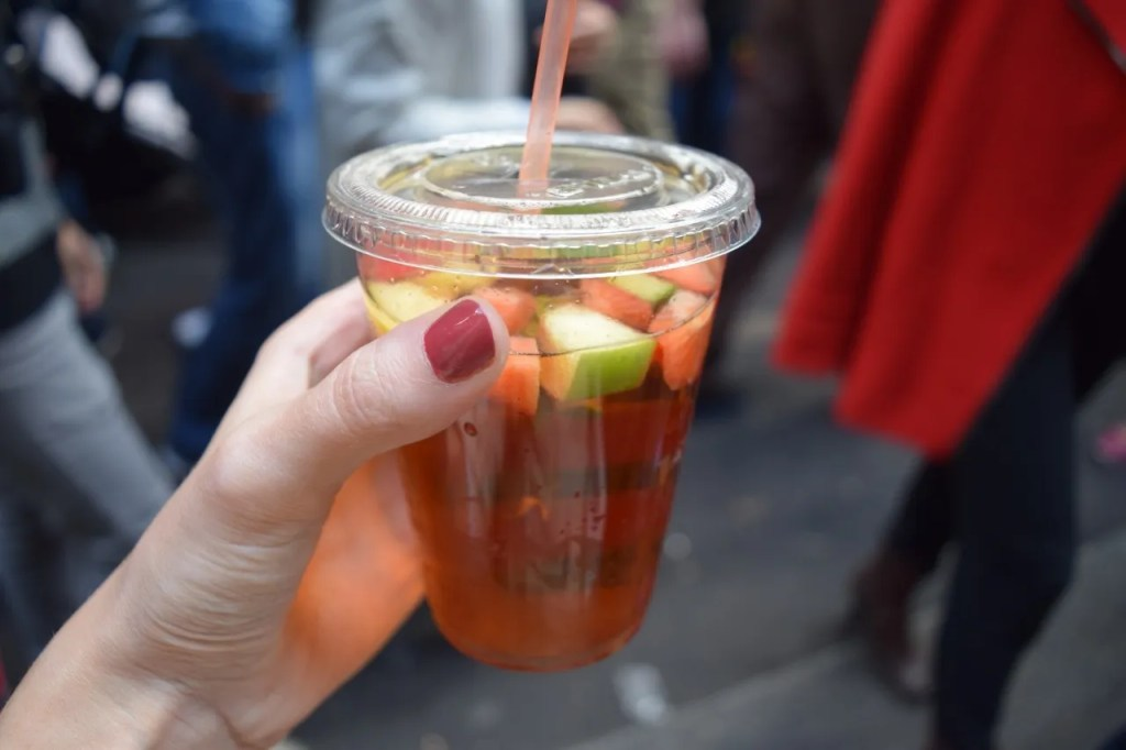 Pimms Borough Market London | The LDN Diaries