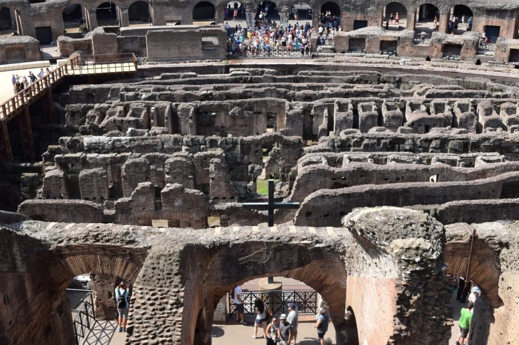 Colosseum Underground   Places To Visit In Rome   The LDN Diaries