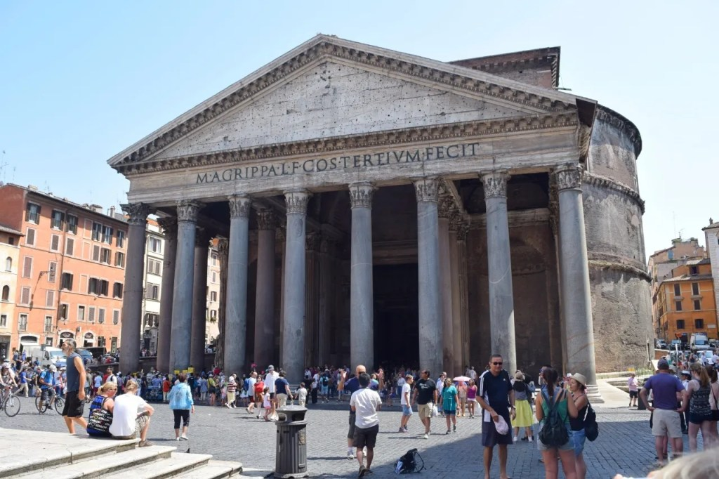 Pantheon   Places To Visit In Rome   The LDN Diaries