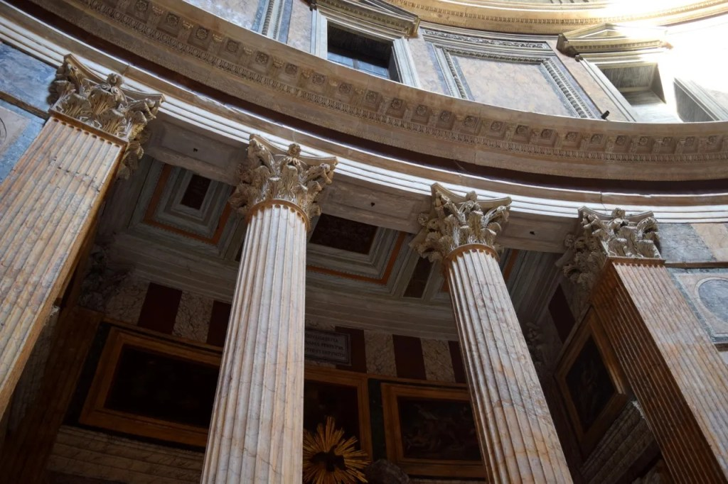 Pantheon Rome   Places To Visit In Rome