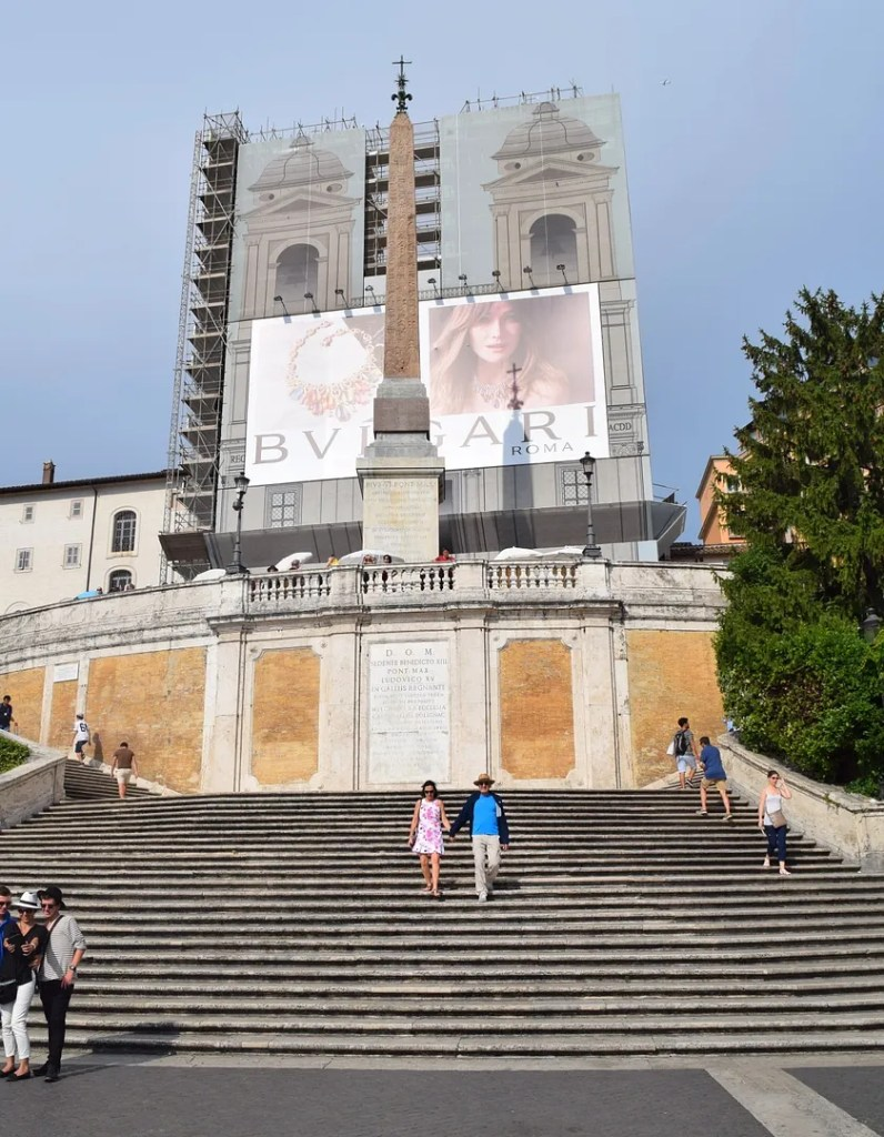Spanish Steps   Places To Visit In Rome   The LDN Diaries