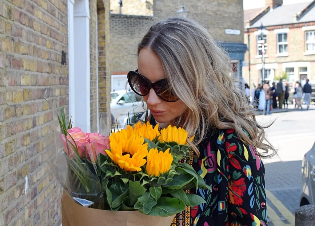 The LDN Diaries Columbia Road Flower Market