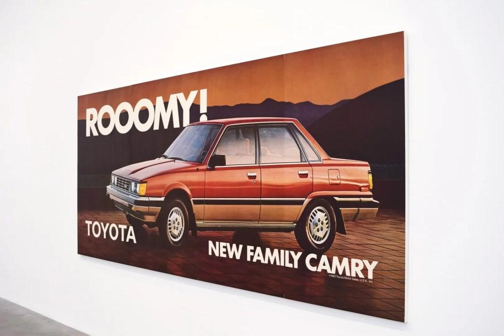 Jeff Koons Toyota