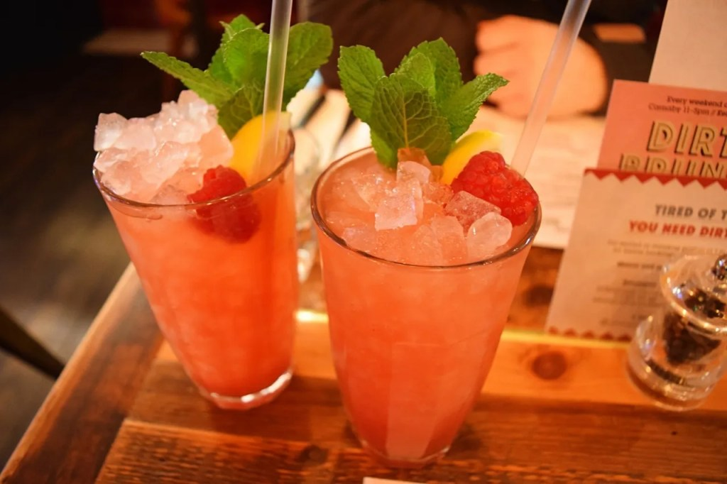Top Dog Cocktail at Dirty Bones KIngly court | UK Food Blogger The LDN Diaries