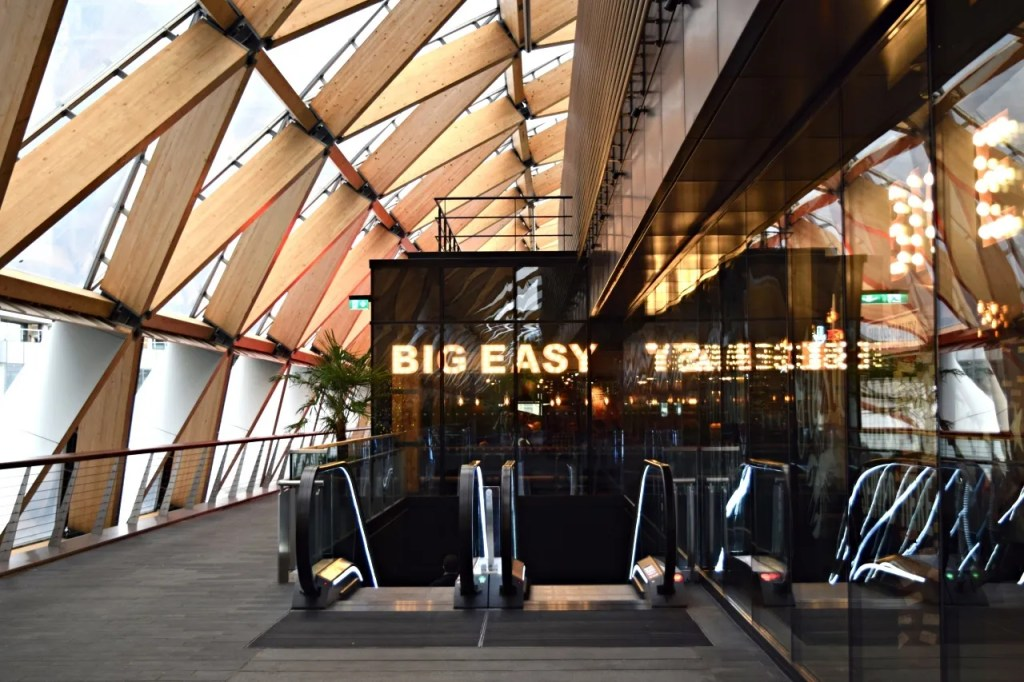 Big Easy Canary Wharf Review
