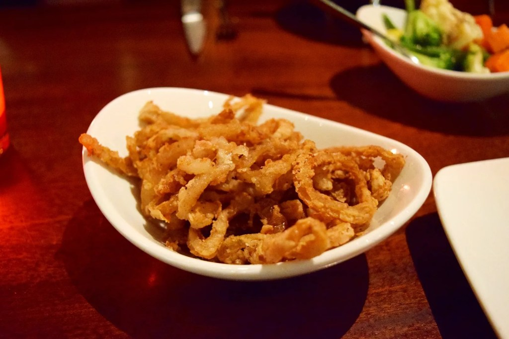 Onion rings The Meat Co