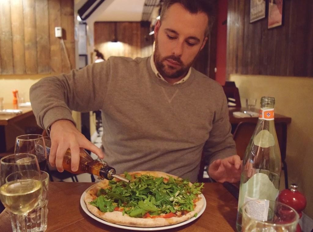 Firebrand Pizza review