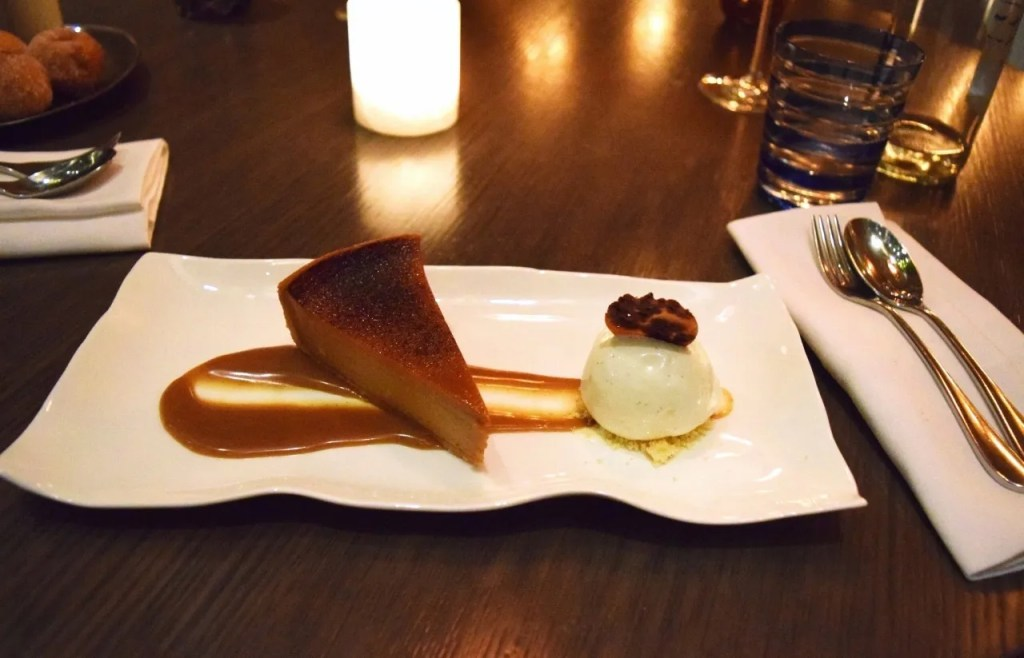Salted Caramel Cheesecake & Honeycomb Ice Cream