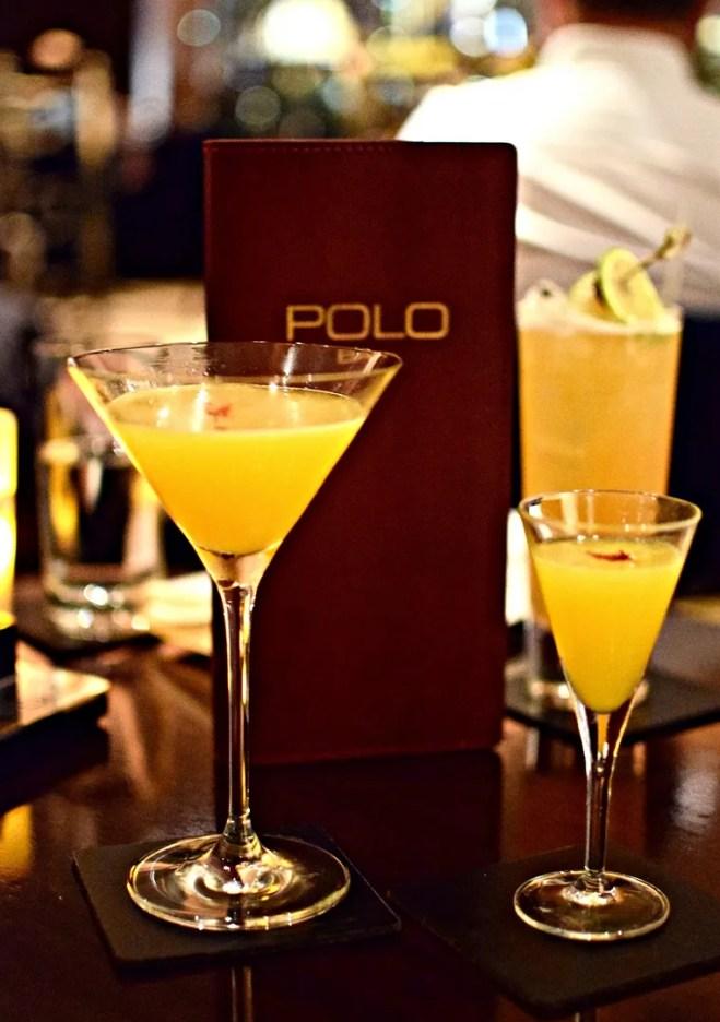 Divine cocktail | Polo Bar The Westbury Hotel Mayfair | London Lifestyle Blogger
