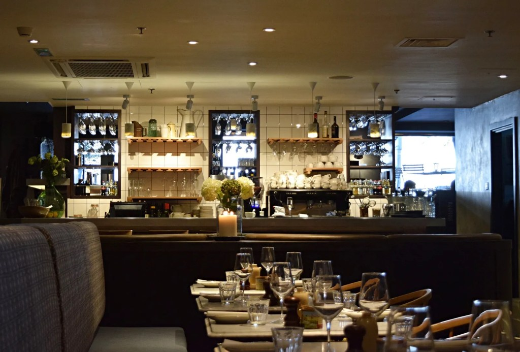 Brasserie Blanc Southbank Review