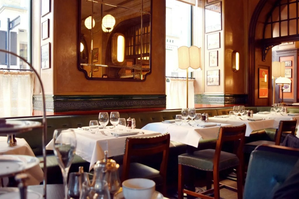 The Ivy Market Grill Covent Garden