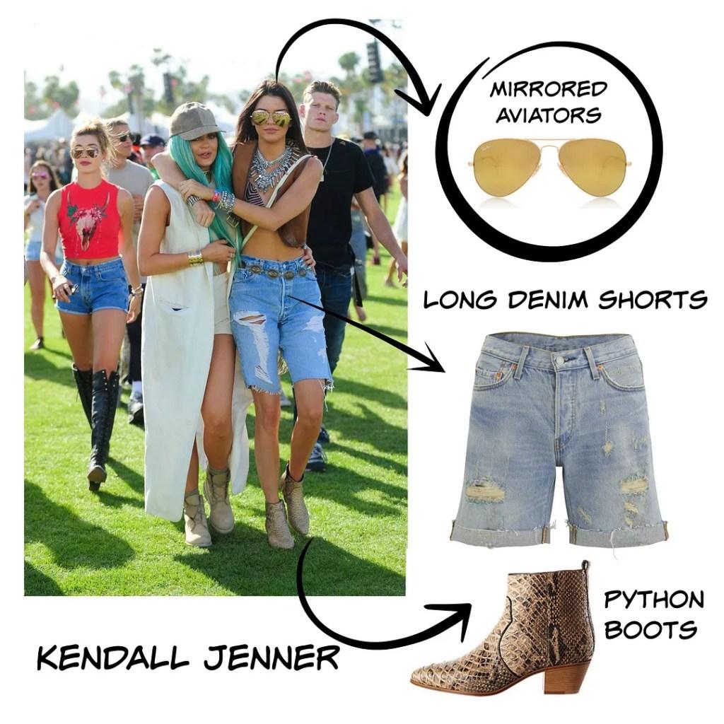 Kendall Jenner Coachella 2015