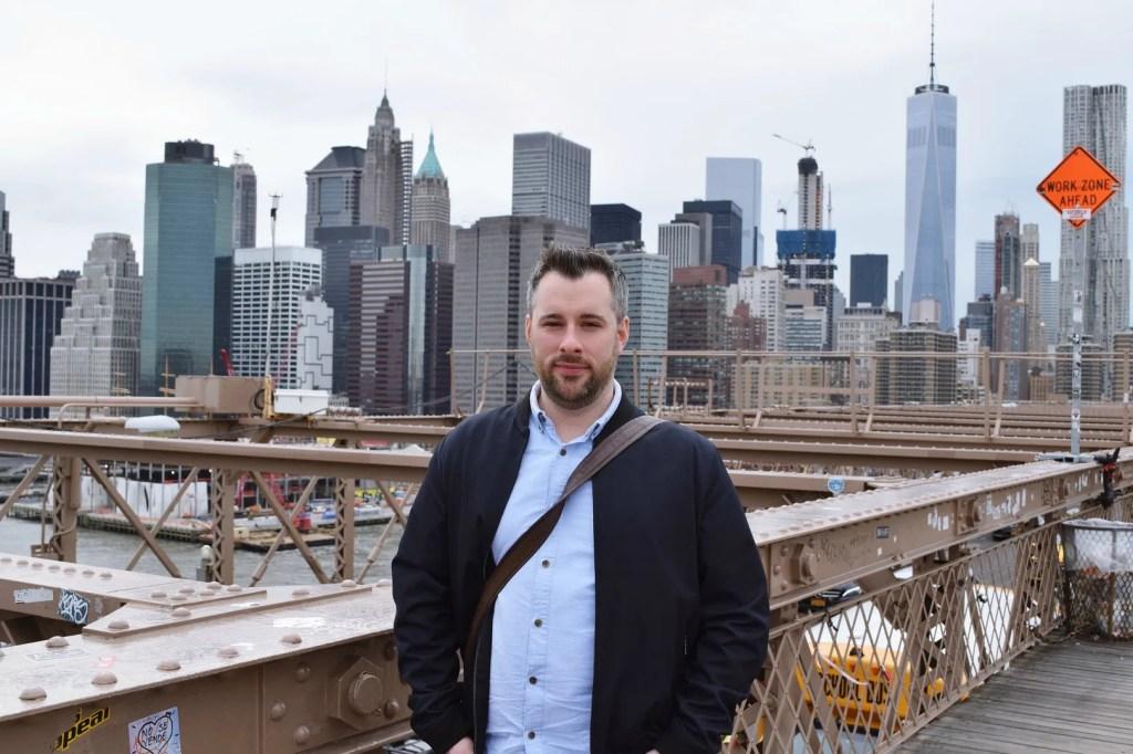 Danny Brooklyn Bridge