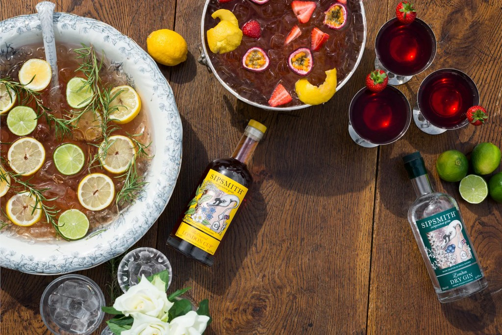 Sipsmith Gin Pop Up London