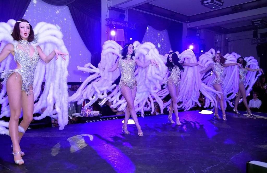 Cabaret Club London Halloween