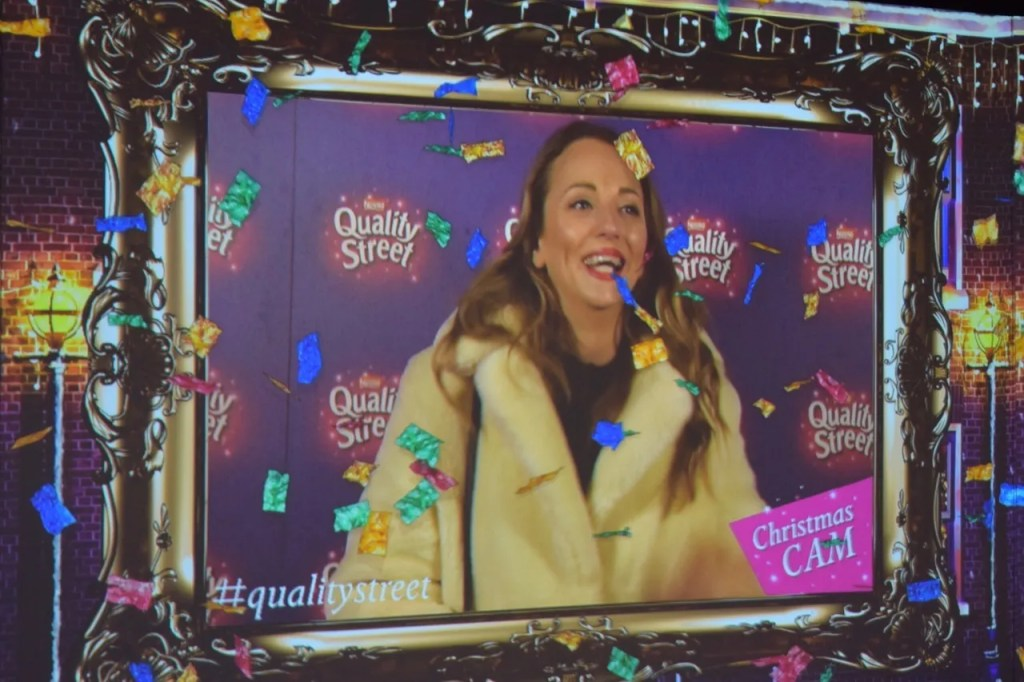The LDN Diaries Quality Street Westfield
