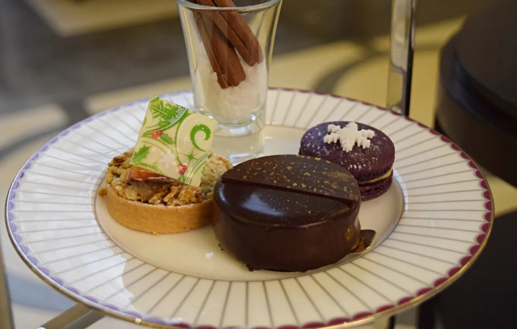 Festive Afternoon Tea Corinthia Hotel London review