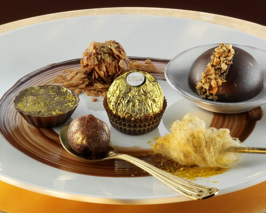Ferrero Rocher Pop Up Dining
