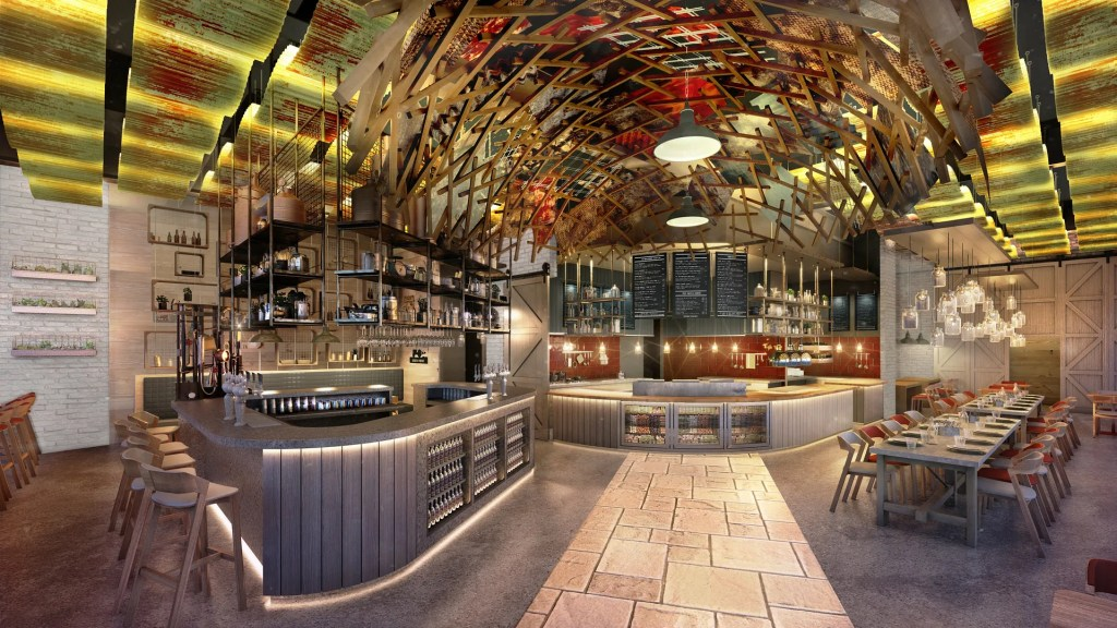 Duck & Waffle Local Opens May 6th