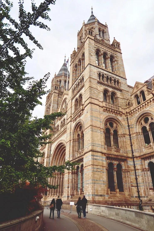 National History Museum South Kensington