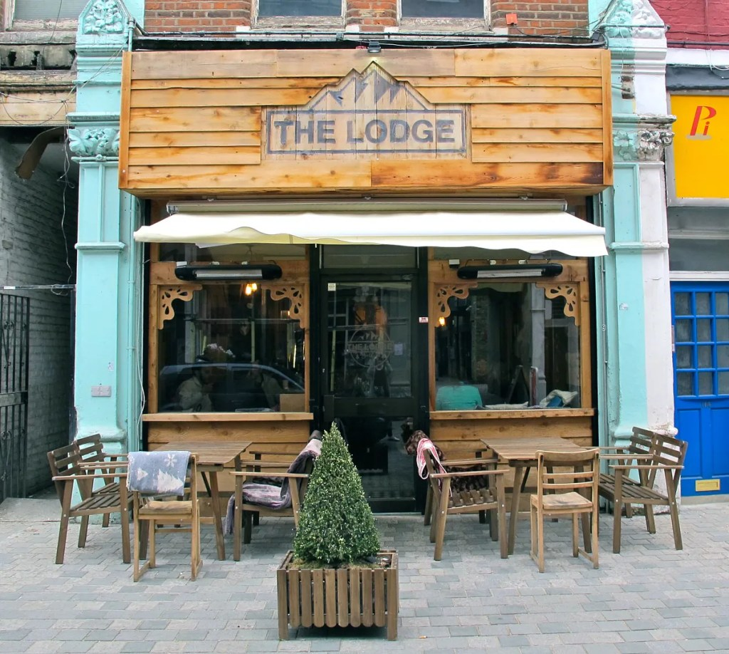 The Lodge Clapham October