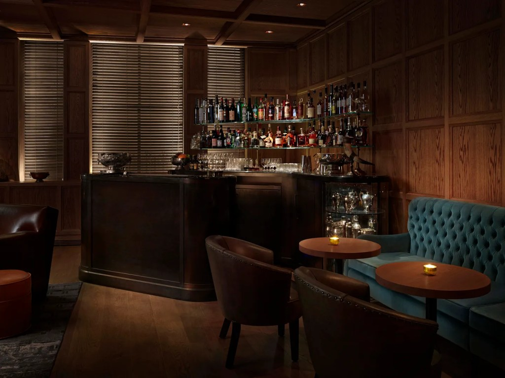 Punch Room London Edition - Best Cocktail Bars London - London Lifestyle Blog The LDN Diaries