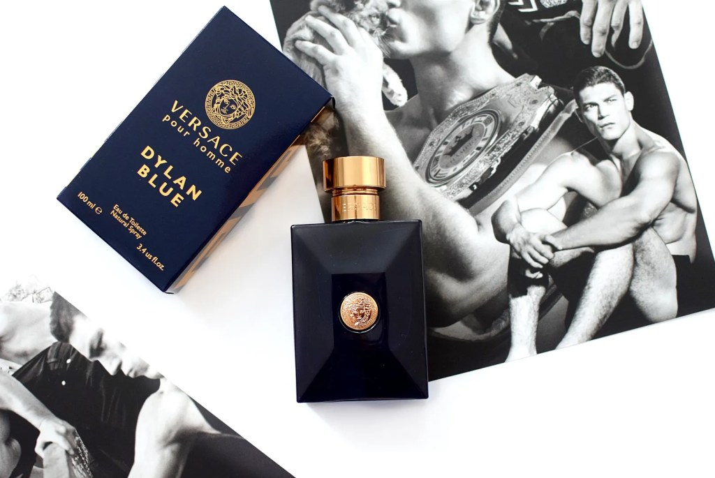 Versace Dylan Blue Review