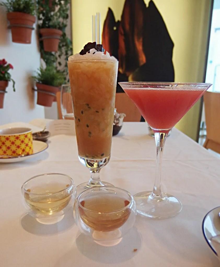 Asia de Cuba St Martins Lane Hotel London Cocktails