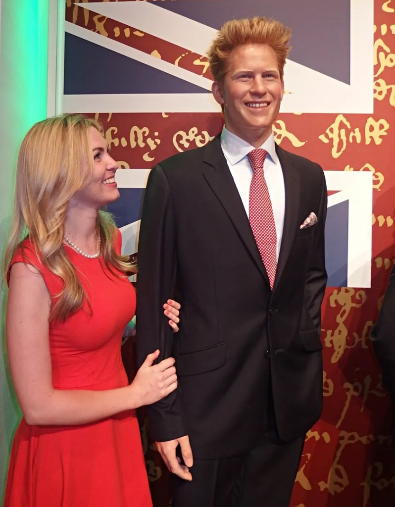 Prince Harry Madame Tussauds
