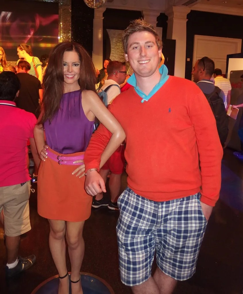Cheryl Cole Madame Tussauds
