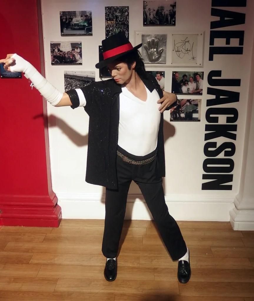 Michael Jackson Madame Tussauds