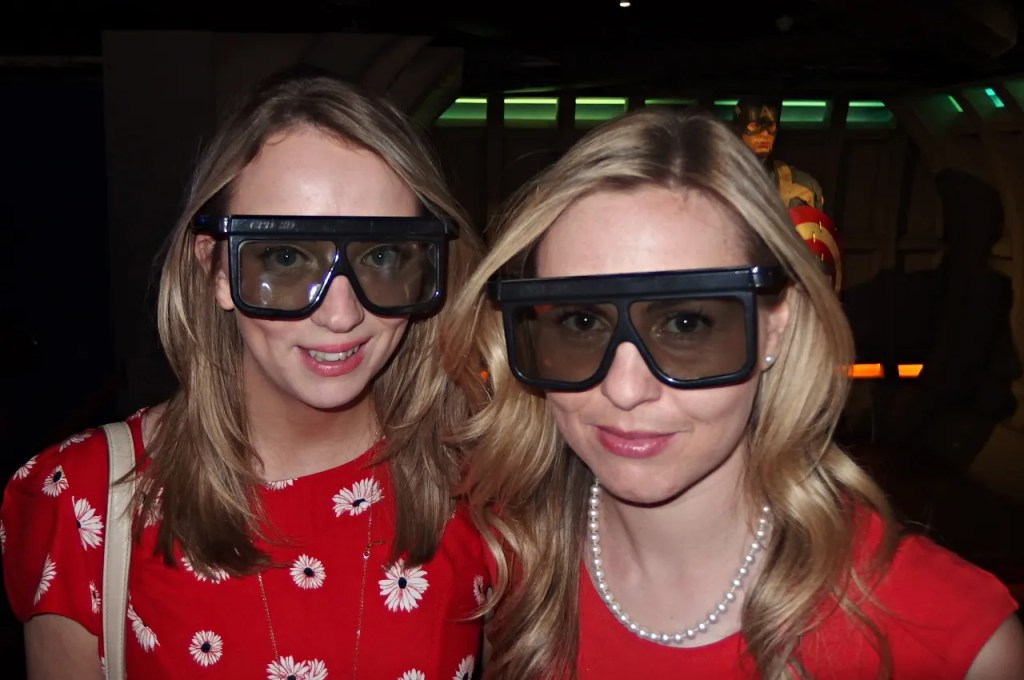 Marvel 4D at Madame Tussauds
