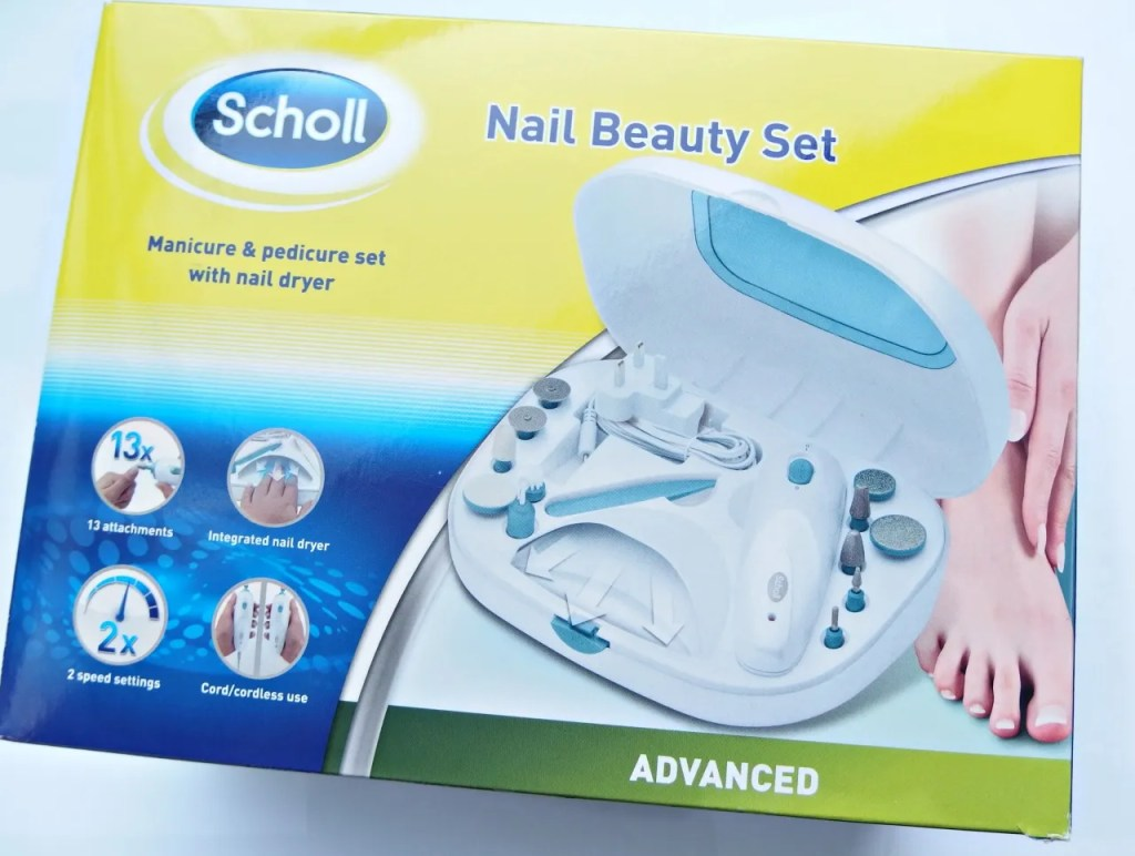 Scholl Nail Beauty Set