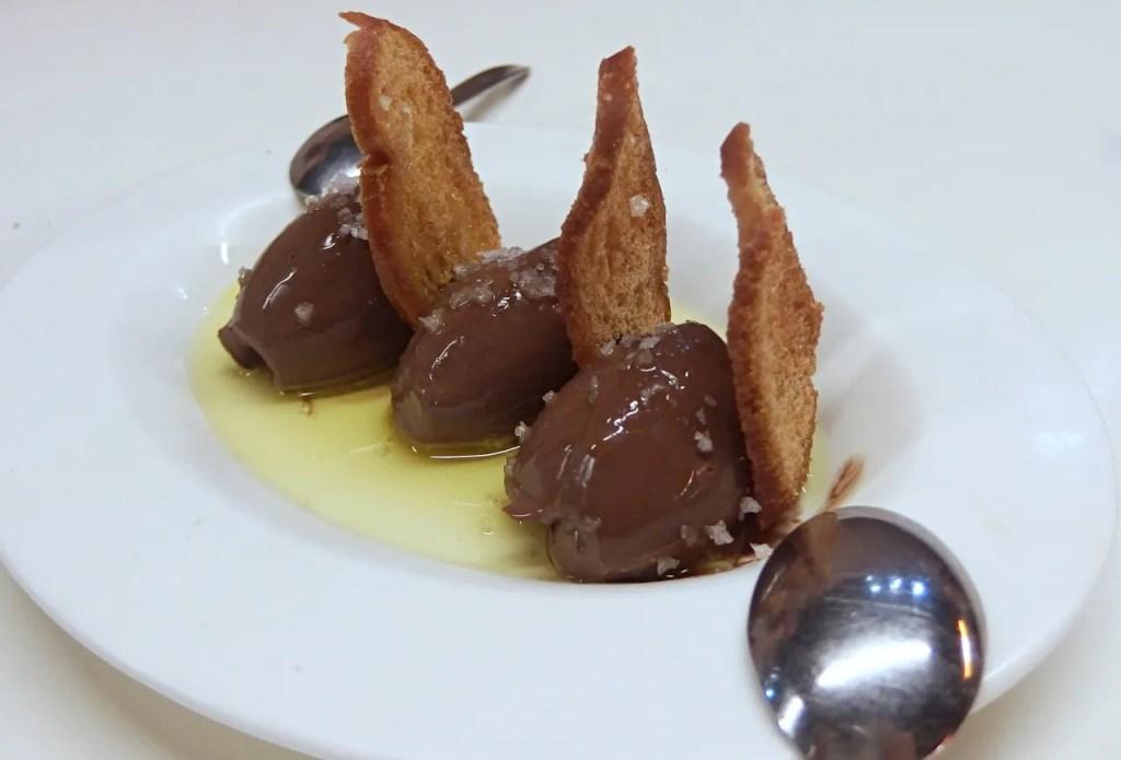 Dessert at Tapas 24 | Barcelona