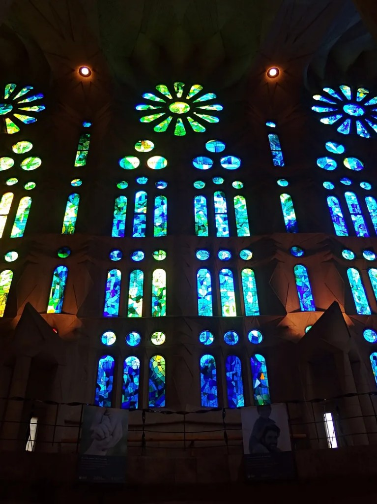 Stained Glass Windows Barcelona