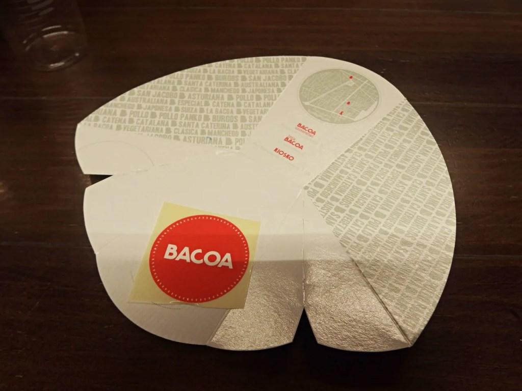 Bacoa Burger Barcelona