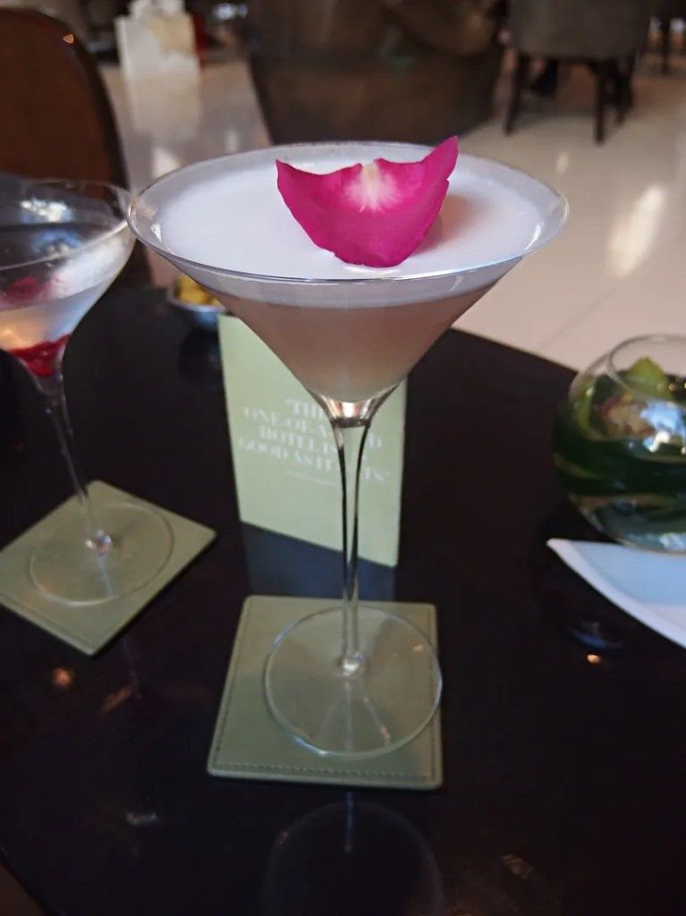 LFW cocktails at One Aldwych