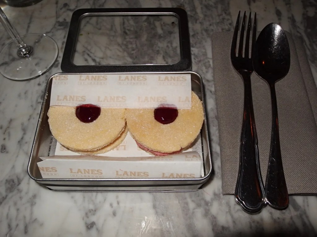 Jammy Dodgers at Lanes of London
