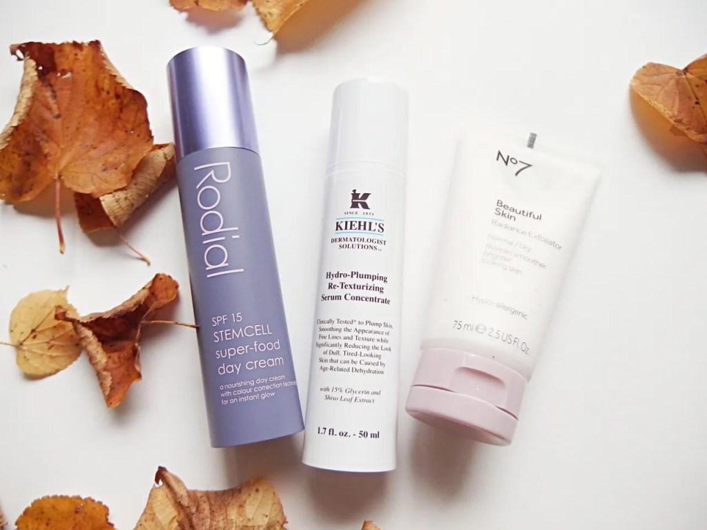 Autumn Winter Beauty Skincare Guide