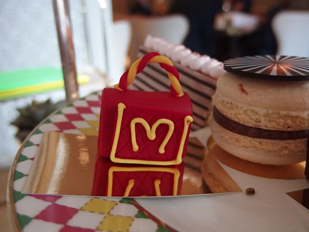 Moschino Bag Cake