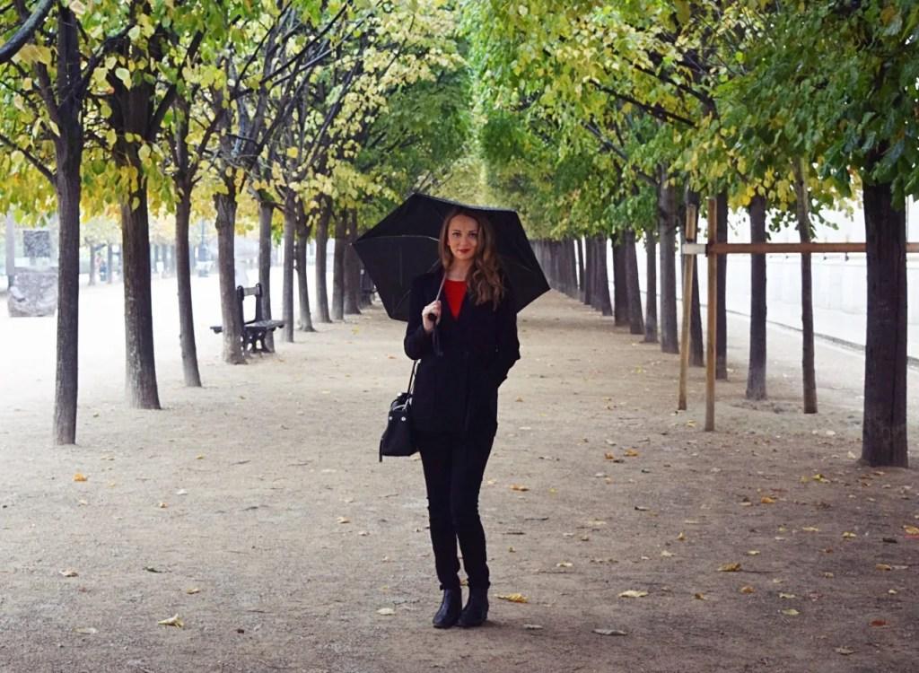 The LDN Diaries Palais Royal Gardens