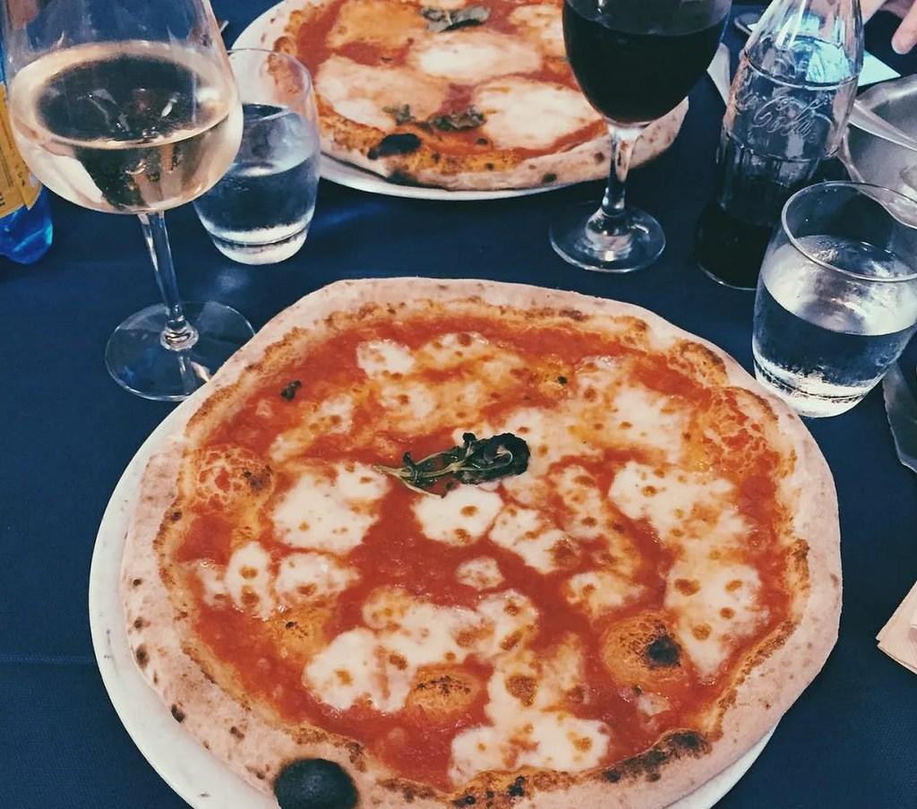 La Soffitta Renovatio Rome   Pizza in Rome