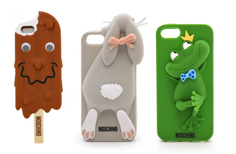 Moschino iPhone Cases
