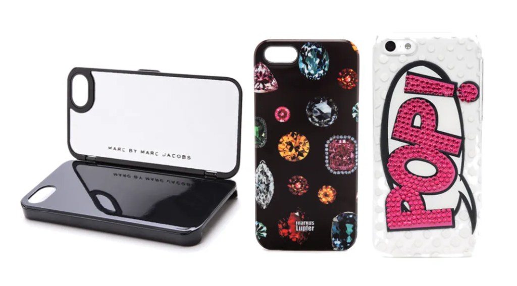 Statement iPhone cases