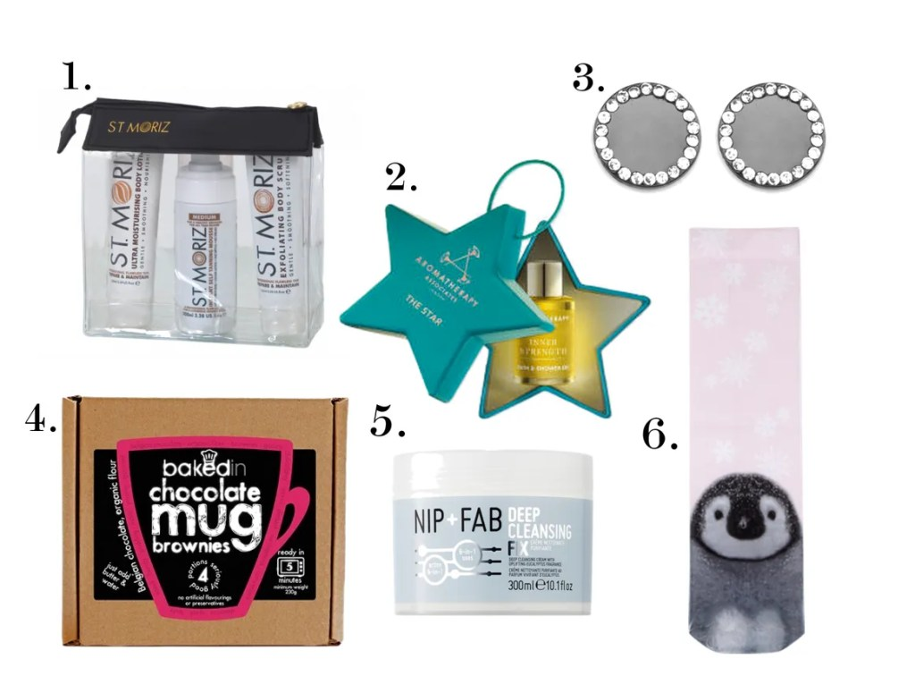 Stocking Fillers Gift ideas