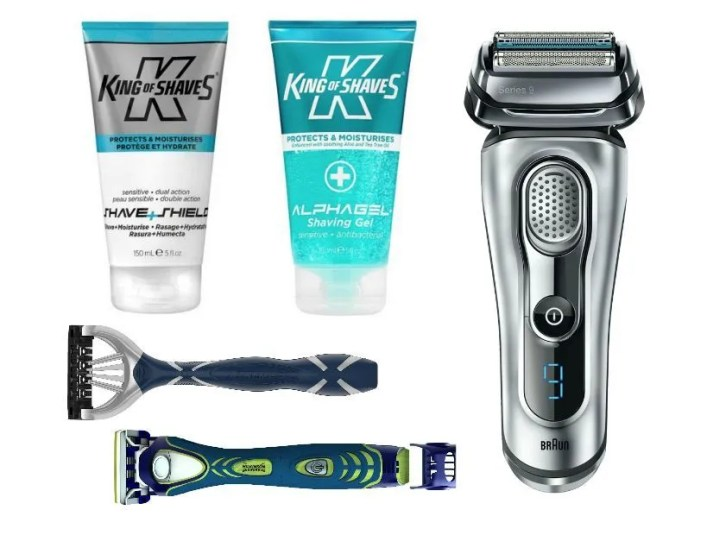 National Men's Grooming Day products