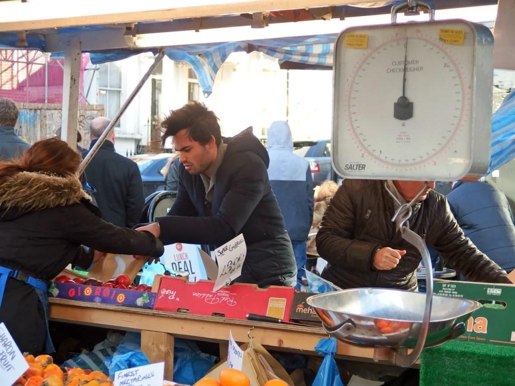 Mark Francis Portobello Market