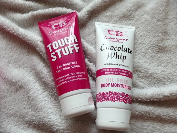 Cocoa Brown Tanning Gift Set