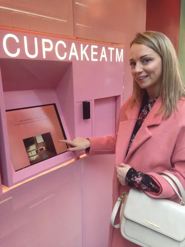 Cupcake ATM NYC